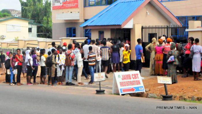 JAMB scraps the use of email address by candidates for UTME/DE registration